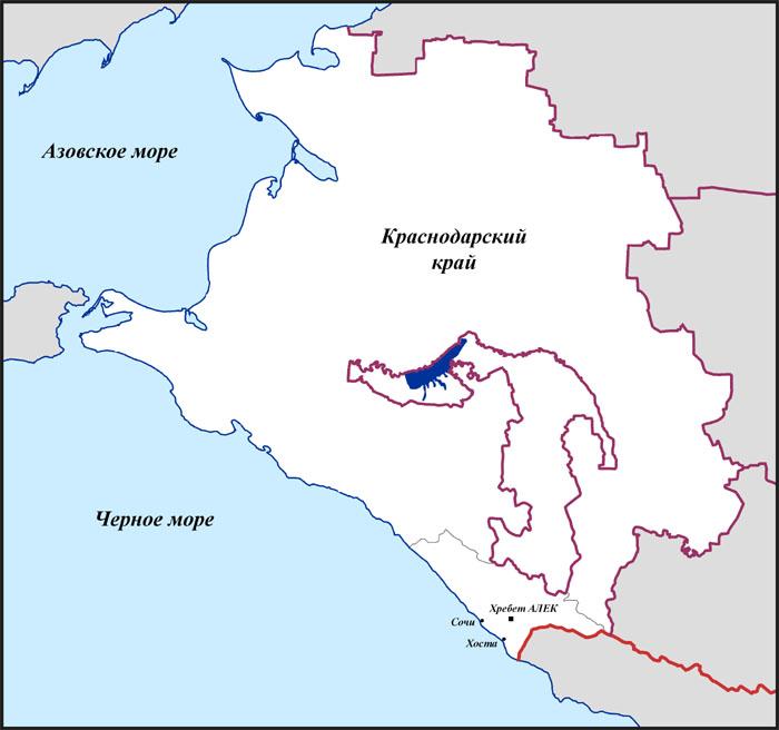 Карта-схема местоположения
